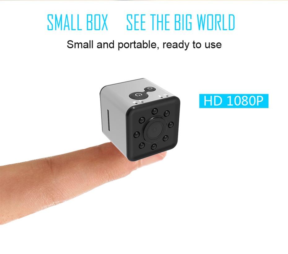 New Mini SQ13 Camera Full HD 1080P Wifi DV DVR Wireless Cam Video Camcorder Recorder Night Vision Small Camera like sq8 sq12 (3)