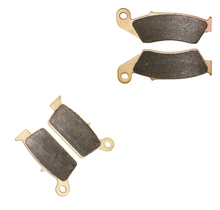 Brake Pads  for KAWASAKI Dirt KX125 KX 125 1999 2000 2001 2002 2003 2004 2005 2006 2007 2008 2009 2010 2011 2012 2013 2014 2015