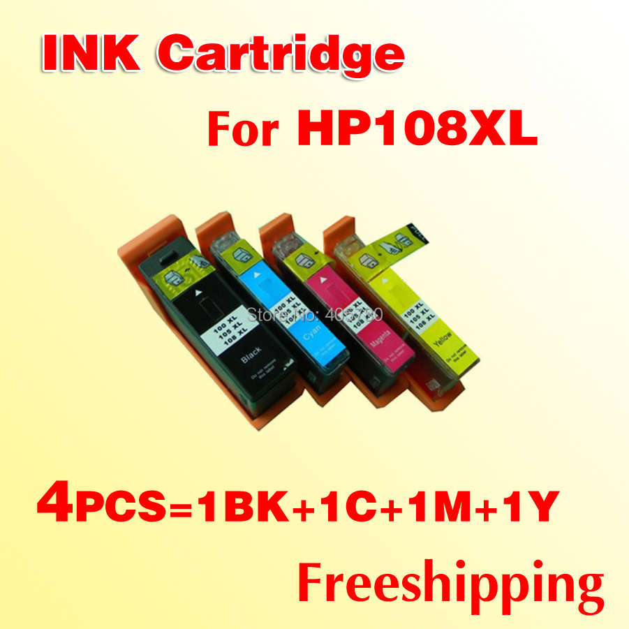 Freeshipping 108XL 105XL 100XL INK cartridge compatible for Lexmark S305/S405/S505/PRO205/705/805/905/208 freeshipping+<br><br>Aliexpress