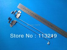Genuine wholesale Price For Dell 1014 1088 Notebook Lcd Screen Hinges Kit 100% New (10 pairs/Lot)(China)