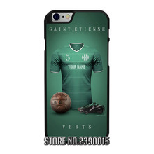 Custom SAINT ETIENNE Jersey Cover Case for IPhone 4 4s 5 5s 5c se 6 6s 7 plus Sony Z Z1 Z2 Z3 Z4 Z5 C3 C4 C5 M2 M4 T3 X XA(China)
