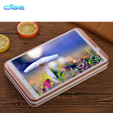 New Design 8 Inch Tablets pc WiFi Bluetooth dual SIM 4G LTE octa core Dual Camera 64GB Android 5.1 call mobile tablet pcs 7 inch(China)