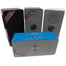 Mini Bluetooth Speaker Portable Wireless Loudspeaker USB TF AUX FM Radio Self-Timer Function For Outdoor Travel Cycling