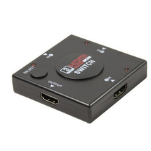 centechia Mini 3 Port HDMI Switch Switcher Splitter 3 input 1 Output Box HDMI Selector for PS3 PS4 Smart HDTV 1080P
