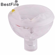 Bestfire RGB Glow Light Color Changing Bathroom LED Disco Light Waterproof in tub Pond Pool Spa Hot Tub Bathtub Floating Lamp