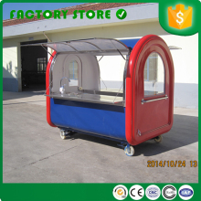 20 % discount Multifunction mobile coffee kiosk Bike mobile food cart  Coffee vending bike for sale