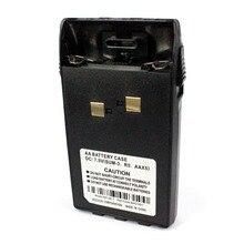 OPPXUN 5*AA Battery Shell Case for Wouxun Portable CB Radio KG-UVD1P KG-UV6D KG-669 Plus Walkie Talkie