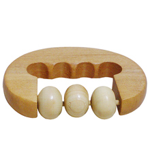 Beauty Tool Wooden Body Massager Lightweight Wooden Massager Losing Weight Back Massager H7JP