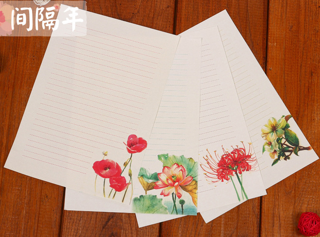 Writing Sets Notecard Packs - Stationery - Shop