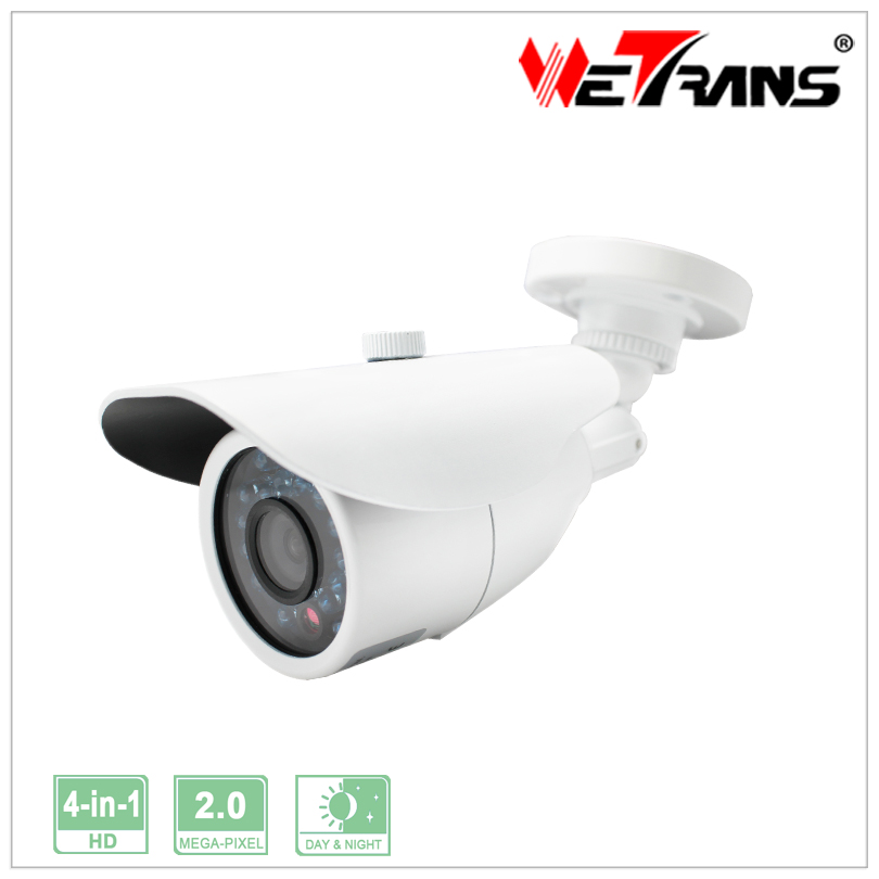 TVI CCTV Camera 1/2.7 CMOS Sensor 1080P AHD security camera system 3.6mm HighDefinition AHD/CVI/TVI all in one HD 1080P Camera<br><br>Aliexpress