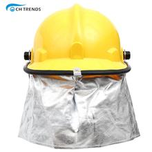 Fireman Helmet Safety Working Helme Fire Proof Fireman's Helmet With Google Amice Electric Shock Prevention Flame-retardant