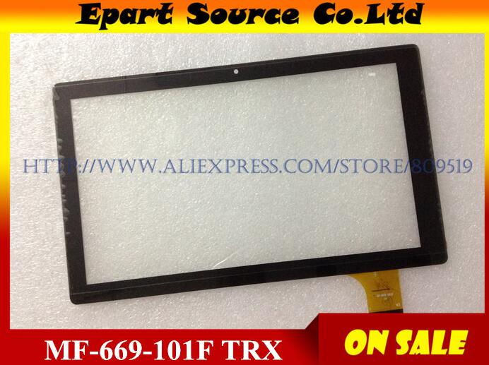 Free shipping cheap 10.1inch touchscreen  touch panel digitizer glass for tablet MF-669-101F<br><br>Aliexpress