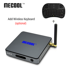 MECOOL BB2 Pro Smart TV Box Android 6.0 Amlogic S912 DDR4 Octa core 3GB RAM 16G ROM WiFi BT4.0 2.4G/5.8G 4K Media Player PK X92