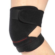 Professional Sports Safety Kneecap Leg Support Sport Protector Bracelet Wrap Pad for Cycling Basketball Tenis Pulseira