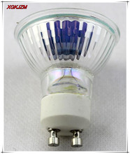 GU10 220V 35W 50W Halogen Spot Light Bulb Halogen Bulb cup Clothing Store Spotlight Pin Table Lamp Bulb