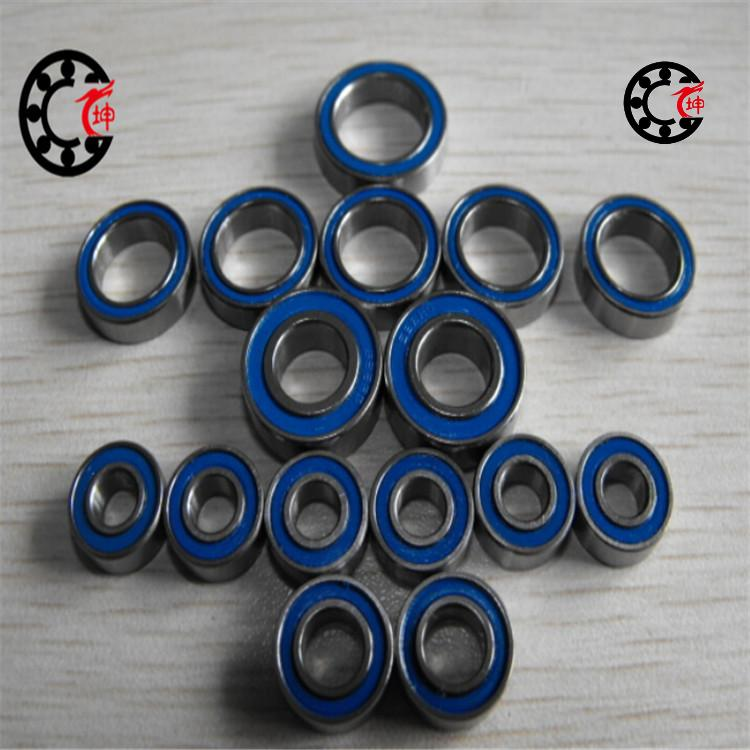 Free Shipping Associated B44 Rubber Seal Bearing Set ABEC-3<br><br>Aliexpress