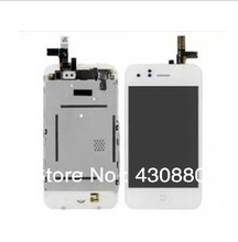 White black New Touch screen Digitizer&LCD Display Assembly for iPhone 3G replacement With Tools