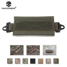 Emersongear Helmet Accessory Pouch Counter Weight Bag Wargame Airsoft MOLLE EM8826 Black Multicam ATFG Coyote Brown