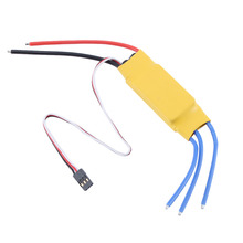 RC Helicopter 40A ESC Brushless Motor Speed Controller Free shipping(China)