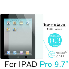 "For Apple Ipad Pro 9.7 Explosion-proof Tempered Glass Screen Protector Protective Film For Apple Ipad Pro 10.5"" 2.5D Tempered(China)"