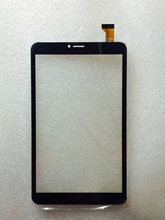 Free shipping 8 inch touch screen ,100% new for DEXP Ursus NS280 touch panel ,tablet pc touch panel digitizer(China)
