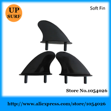 Wholesale FCS Soft Fin SUP Soft Surfboard Fins Surfing Fin (3pc/set) pranchas de(China)