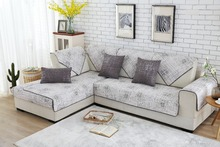 2017New contemporary and contracted cushion sofa sets