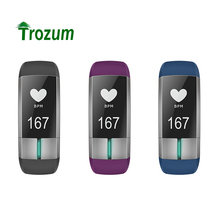 Buy Trozum G20 ECG Monitoring Smart Bracelet Fitness Activity Tracker Blood Pressure Wristband Pulsometro PK id107 Xiomi mi band 2 for $32.66 in AliExpress store