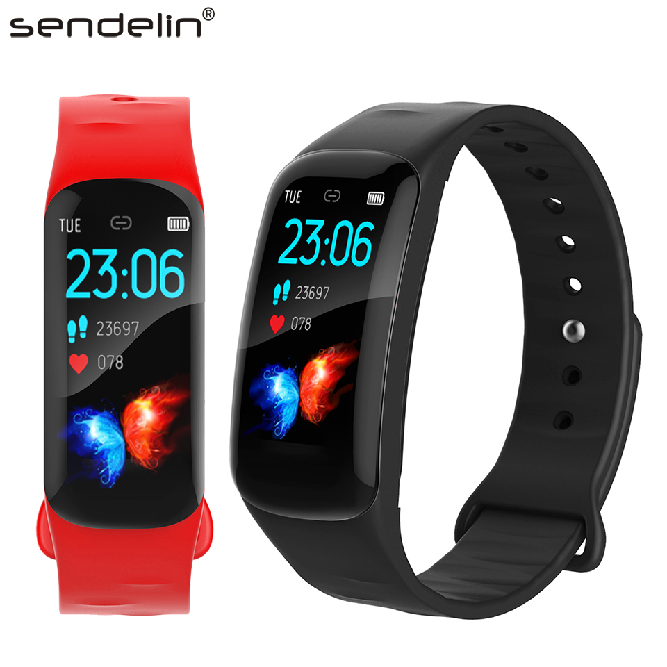 Smart bracelet men/women sports band activity tracker heart rate smart watch for Android pressure measurement fitness wristband