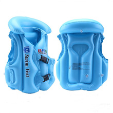 Adjustable Children Kids Babies Inflatable Pool Float Life Vest Swimsuit Child Swimming Drifting Safety Vests(China)