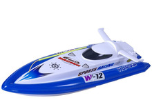 Large model remote control boat speed boat spacecraft charging remote control toy electric toys for children Wireless