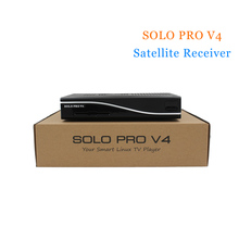 VU Solo Pro V4 Satellite Receiver Linux System Enigma2 DVB-S2 more stable than solo pro v3 support Youtube IPTV