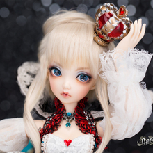 OUENEIFS Fairyland minifee mio 1/4 bjd sd dolls model reborn girls boys eyes High Quality toys makeup shop resin(China)