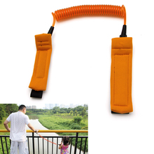 Toddler Baby Kids Child Safety Harness Leash Anti Lost Wrist Link Traction Rope-M101