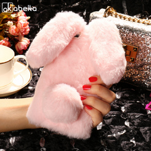 Buy AKABEILA Case Soft Silicone Elephone M2 Cases Rabbit Fur Fluffy Elephone M2 Cover Anti-knock Covers 5.5 Inch for $5.80 in AliExpress store