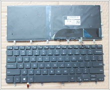 NEW FOR Dell Inspiron 7558 XPS 9550 Backlit Laptop Keyboard 0GDT9F PK131BG2A00