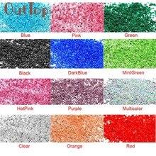 1000pcs bag 1.2mm Zircon Rhinestones Micro Crystal Mini Nail Art Nail  Accessories for nail 3680bb9704f5