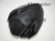 Black Motorcycle Rear Seat Cover Cowl Solo Motor Seat Cowl Rear Fairing Set For Kawasaki Z800 2012 2013 2014 2015 12 13 14 15 16(China)