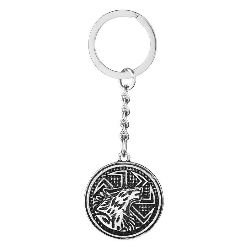 17-wolf amulet