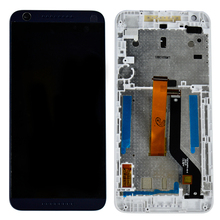 100% tested For HTC 626 626G LCD Display Touch Screen Digitizer Assembly + tools For HTC 626 lcd with frame Replacement