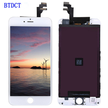 BTDCT LCD Display Touch Screen For iPhone 6+ plus Digitizer Assembly Replacement Ecran Pantalla LCD Mobile Phone Parts 100PCS