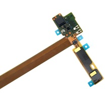Original New For Nokia lumia 925 Microphone Proximity light Sensor Flex Cable Replacement Parts