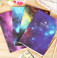 New Vintage Romatic Starry sky series Kraft paper notebook/journal Diary/Notepad/Memo pads GT004