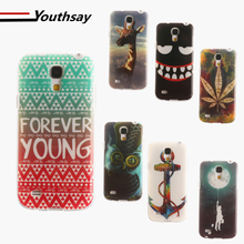 Youthsay For Case Samsung Galaxy S4 Mini Case i9190 IMD Cover For Samsung Galaxy S4 Mini Phone Cover For Samsung S4 Mini Cases
