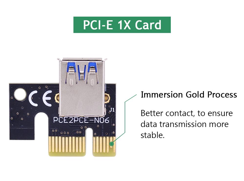 PCI-E-1X-Card