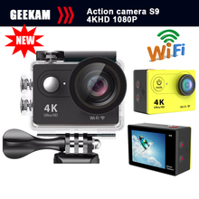 action camera S9 Full 1080P WiFi sport camera 4k camaras deportivas go pro hero 4 waterproof Outdoor Mini hd dv cam
