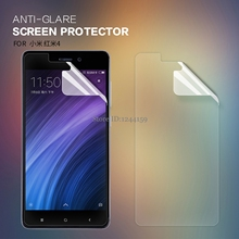 Buy 2 pcs/lot Screen Protector Xiaomi Redmi 4 / Redmi 4 Pro Prime NILLKIN Matte Scratch-resistant Frosted Protective Film for $5.70 in AliExpress store