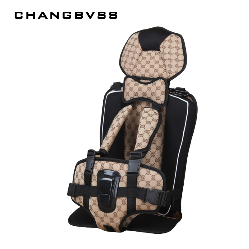 Baby Safety Seat Kids Car Seats Portable Comfortable Infant Car Seat Safe Children Harness Carrier Child Cushion Covers<br>