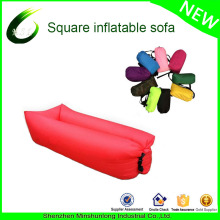 Inflatable Sofa Air Bed Air Lounger Chair couch Banana Sleeping Bag Mattress Seat Couch Camping Laybag lazy bag Hammock camping