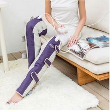 Infrared Therapy Heating Slimming legs Wraps massager Heating Calf Therapy machine therapeutic equipment massager massageador